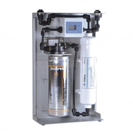 Microfiltrazione dell'acqua